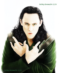 Loki - There Are No Men Like Me XVIII Version I by AdmiralDeMoy