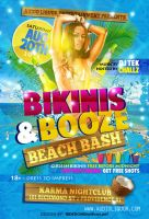 Bikinis and Booze Beach Bash by AnotherBcreation