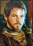 Renly Baratheon by DavidDeb
