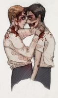 I'm In Love With A Zombie by MzyLeRouge