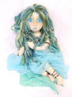 :Doll: Blue Water Maiden by Beam-The-Chao