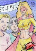 Alterna Original Sketch Cards: Anyone But Virginia by JasonShoemaker