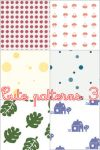 Cute pattern 04 by foley-resources