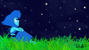 Seeing the stars by YulizieLove
