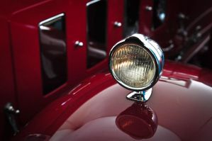 Packard Fender Lamp by theCrow65