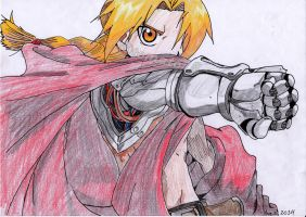FMA: Edward elric by tomato18