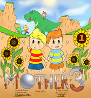 MOTHER 3: Book 1 by TheOddityArtist