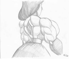 From Behind by ArchangelDreadnought
