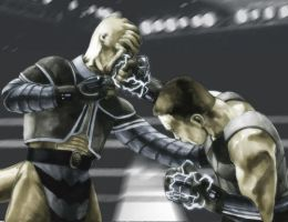 Fists Of Ion 3 by gattadonna