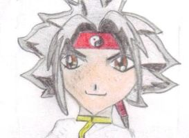 beyblade ray by xbertyx