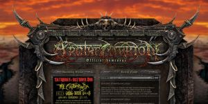 APOTHECARRION WEBSITE DETAIL by isisdesignstudio
