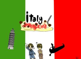 Italy Pride by OhonhonhonFrance