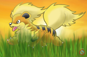 CE: Growlithe 058 by shadowhatesomochao