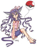 Espeon by Forever-Nocturne
