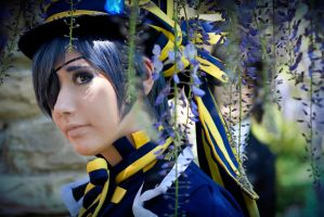 Ciel Phantomhive by AtunaCosplay
