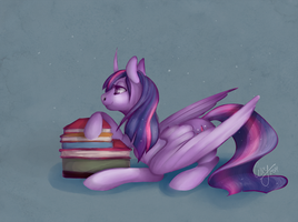 Twilight by CasyNuf