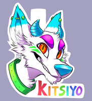 Badge for Kitsiyo by Kaweki