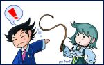 PW:Too bad, Mr. Phoenix Wright by GreenWiggly