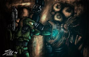 Eat This - Halo 3 by Torvald2000