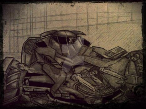 Batmobile_preview_photo fx by bauel