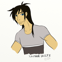 Kainer Wulfe by LollyxBeans