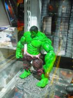 The Hulk I by Neville6000