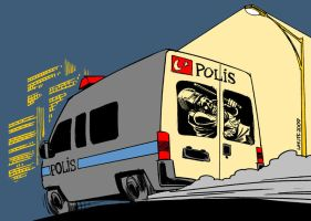 Disappearances in Turkey 2 by Latuff2