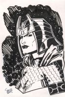 Barda backerboard con sketch by MichaelDooney