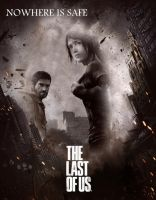 The Last Of Us Poster by Tokimemota