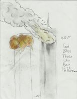 Twin towers by That-One-Player