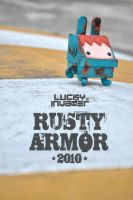 Rusty Armor Wooden Toy4 by GuGGGar