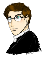 Father Riccardo [ another waste of space ] by EllNicholas