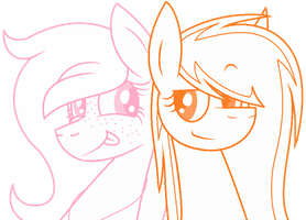 Best O' Friends by s-weettooth