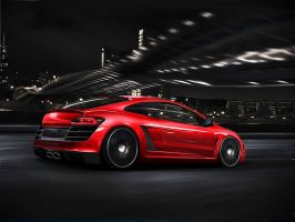 VW Scirocco Coupe Concept by Marko0811