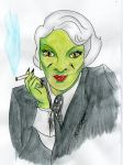 Marlene The Wraith Dietrich by silverbullet72