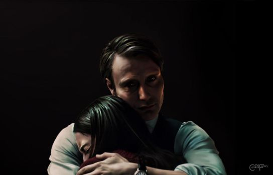 Hannibal and Abigail Hobbs: We're Her Fathers Now by thecannibalfactory