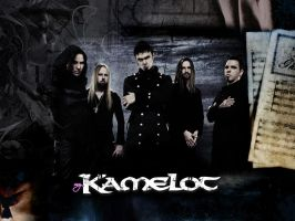 Kamelot Ghost Opera Wallpaper by stamatis