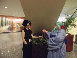 Youmacon 2011: My brother... by GuardianOfTheFlame