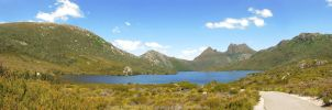 Dove Lake- far view by Muzi1412
