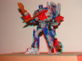 Leader Class ROTF Prime in 3D by LittleBigDave