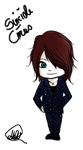 Chibi Edition: Ruki - Suicide Circus by Itachi-girl214
