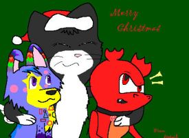 To My Friends by KnucklestheEchidna25