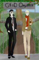 Good Omens by PuzzleLeafs