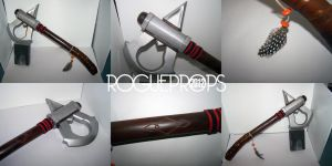 Assassin's Creed 3 Connor's Tomahawk v.2 by satansspawn