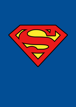 Superman poster by xDroid