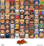 Street Fighter tribute by ionrayner