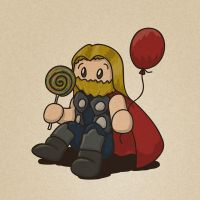 THOR by marcphx