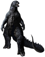 Full body Godzilla by Awesomeness360