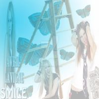 Avril lavigne Smile by TwiixKiinder