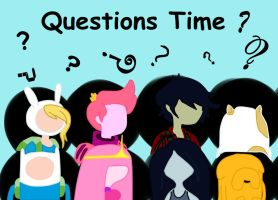 Time for questions! by zenzatsionen